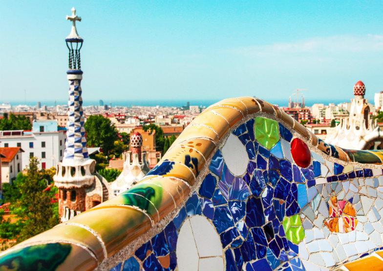Find børnevenlige seværdigheder i Barcelona på nettet
